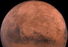 Marte spazio