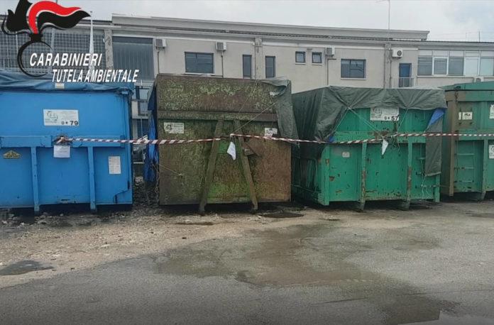 Noe sequestro rifiuti treviso