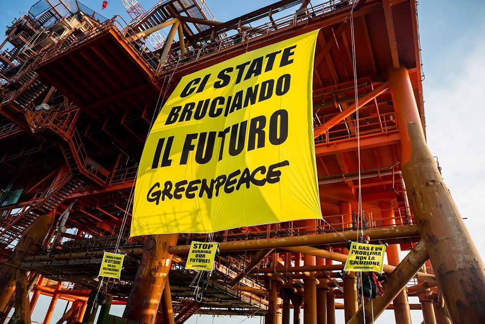 Greenpeace futuro