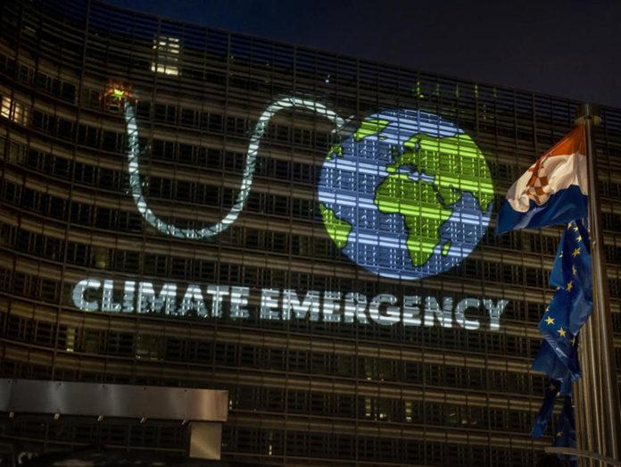 allarme clima greenpeace