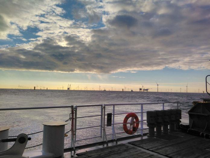 fattoria eolica mar nord SLippolis