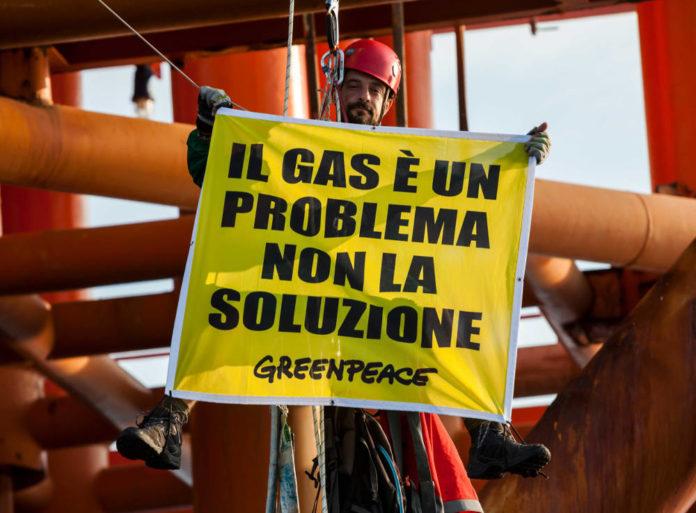 greenpeace gas