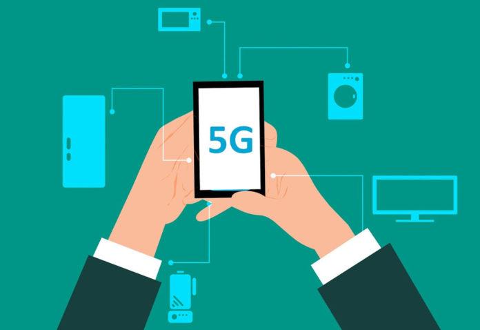 5G cellulare onde elettromagnetiche