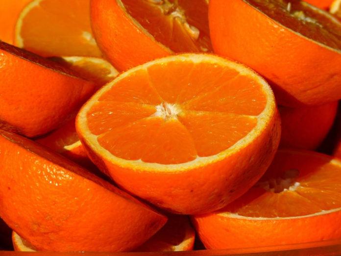 arance frutta campagna