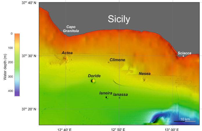 vulcani sicilia