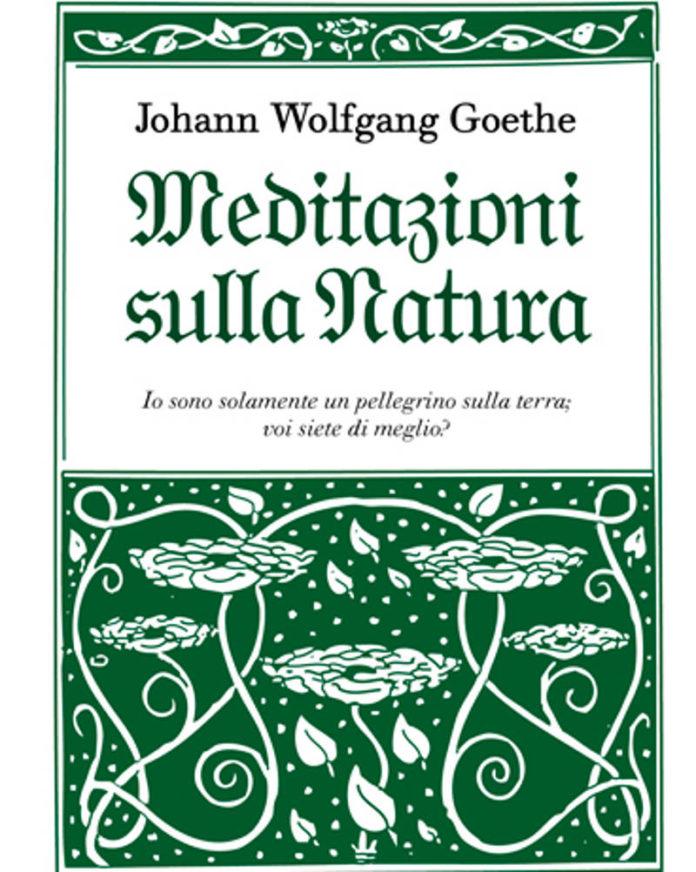 GOETHE Meditazioni