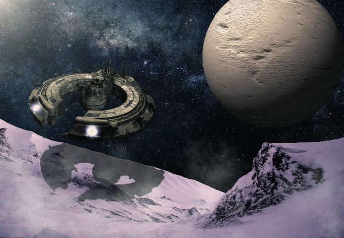 colonia spazio ufo 87