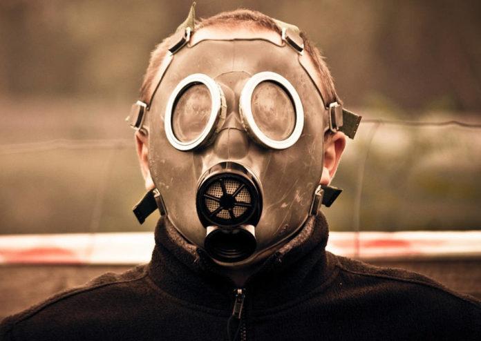 gas veleni aria