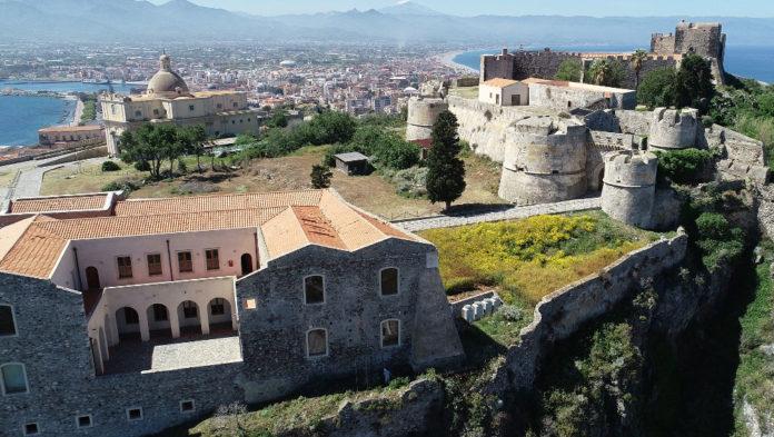 ICGG15 Castello di Milazzo