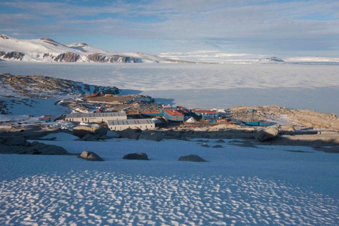 Base antartica italiana Mario Zucchelli