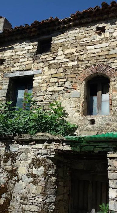 Basilicata abbandono