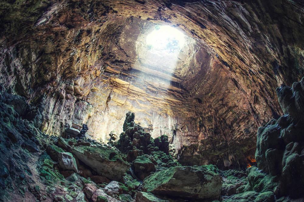 Fiordigiglio Andrea - Viaggio al centro della Terra, Castellana Grotte (BA)