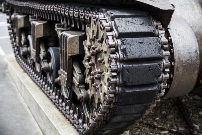cingoli guerra carro armato