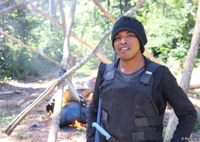 Brasile assassinato Paulo Paulino Guardiano Amazzonia