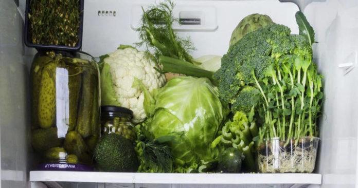 alimenti spreco verdure