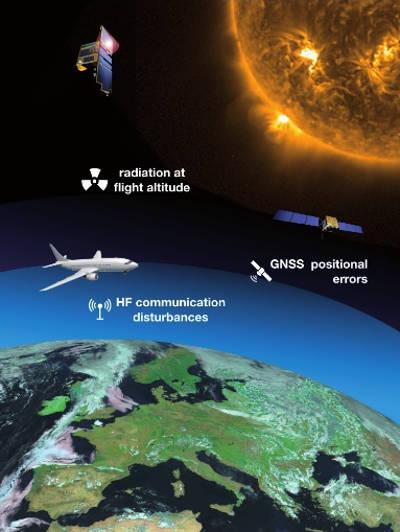 pecasus meteo spazio