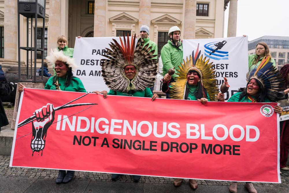 GP Sangue indigeno 2019
