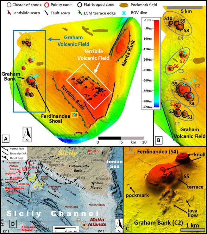 Graham Volcanic Field