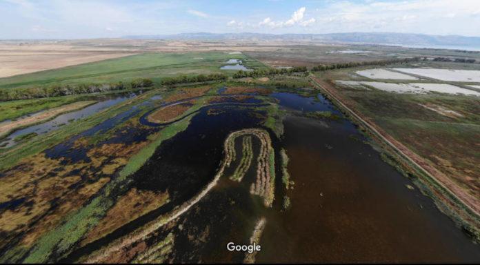 Oasi Lago Salso - Google Maps