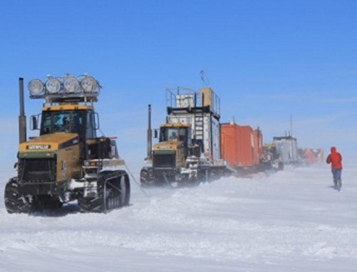 Traversa Antartide 2019