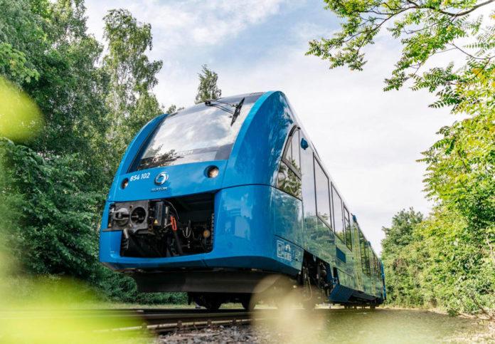 Coradia iLint 2018 - Copyright Alstom Rene Frampe