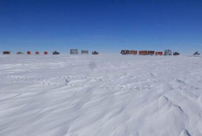 antartico spedizione italo francese