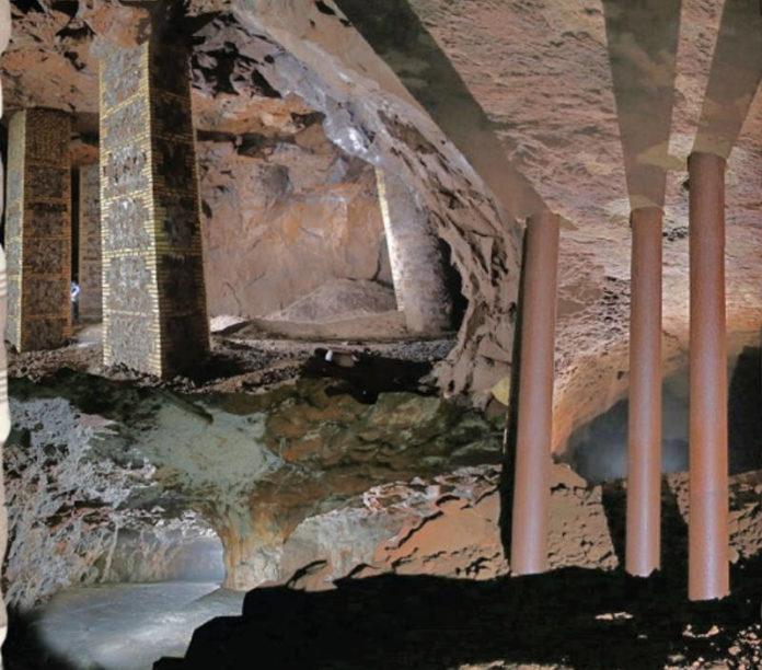 cavità sotterranee