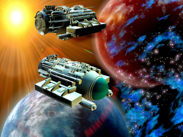 spazio fantascienza