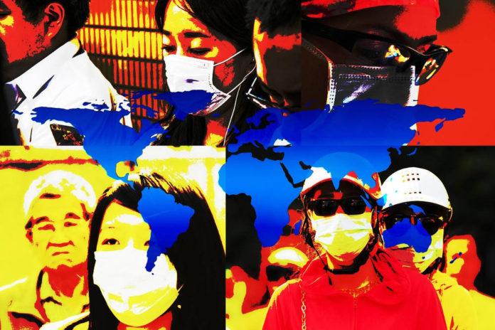 epidemia pandemia coronavirus clima
