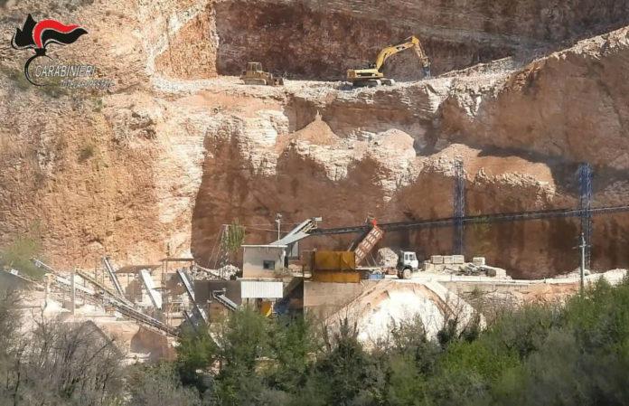 scavi abusivi comune Fabriano