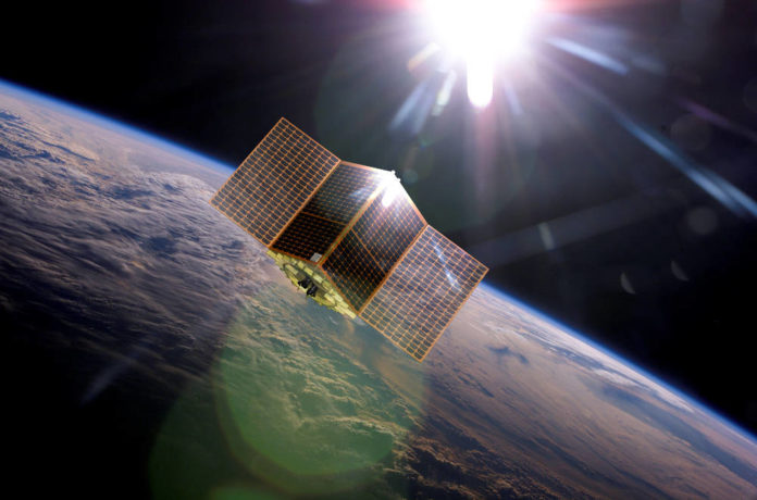 PLATiNO spazio satellite