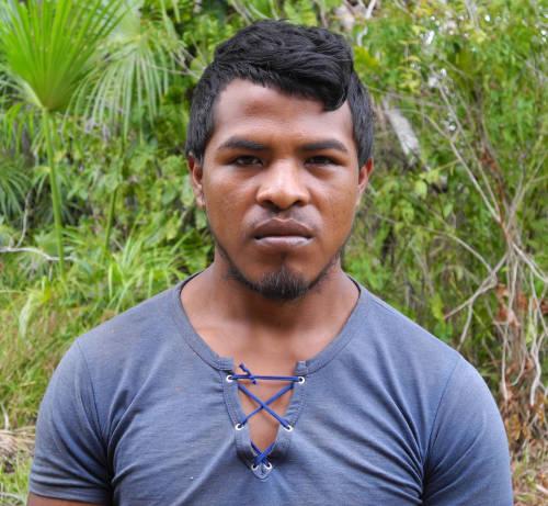 Paulo Paulino Guajajara Guardiano della Amazzonia ucciso da invasori nel 2019