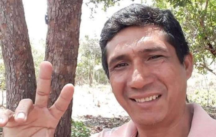 Zezico Guajajara Guardiano della Amazzonia ucciso a colpi di arma da fuoco nel marzo 2020