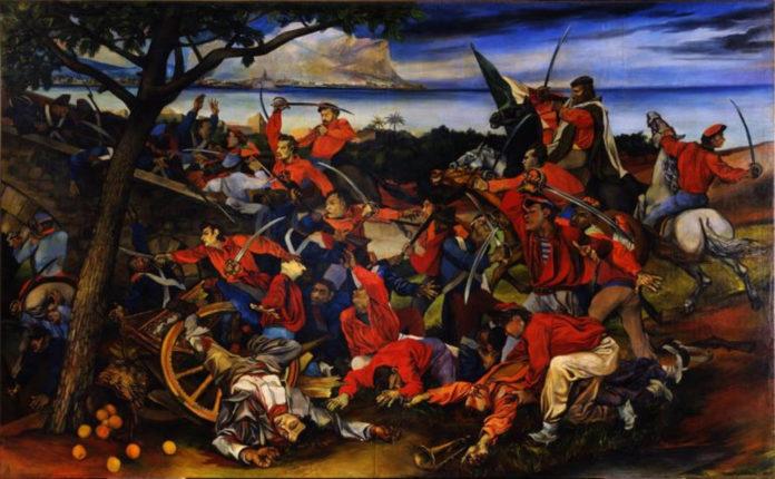 Battaglia di Ponte Ammiraglio Guttuso