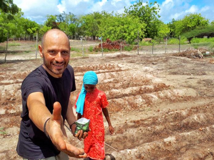Green World Food Garden For Kids 1