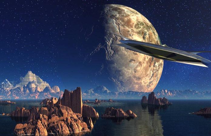 ufo spazio fantascienza