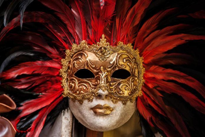 venezia maschera 90