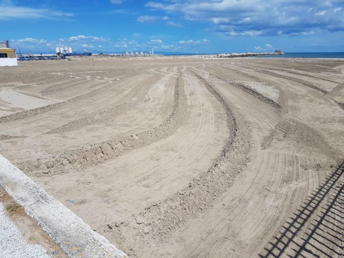 Spiaggia mare Foto R Lopez