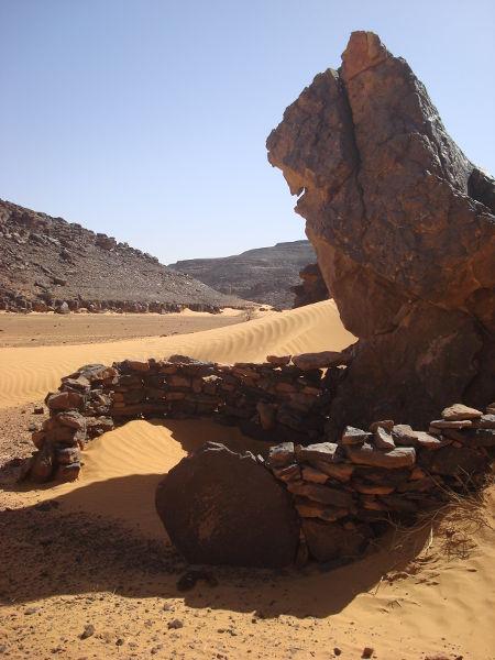 struttura Tuareg