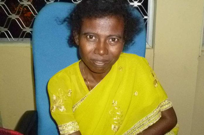 Licho era l'ultima persona a parlare la lingua sare dei Grandi Andamanesi. © Anvita Abbi