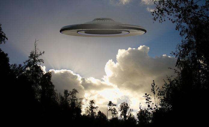 Ufo spazio mistero