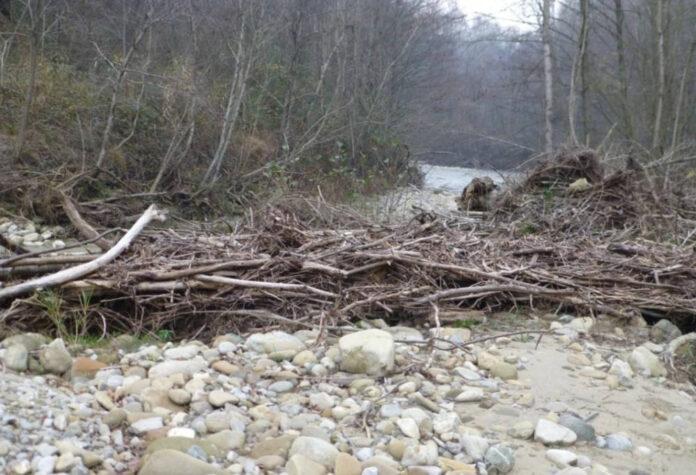 fiume manutenzione