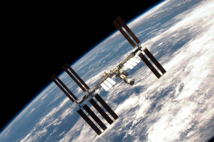 Iss stazione spaziale internazionale
