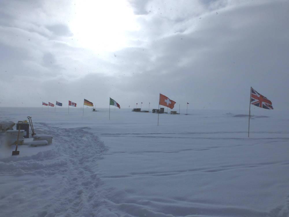 campo ghiaccio cnr