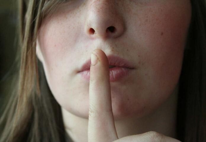 segreto silenzio