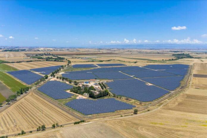 fotovoltaico a Troia