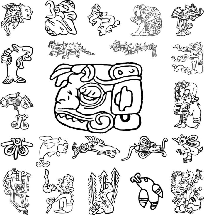 maya precolombiane