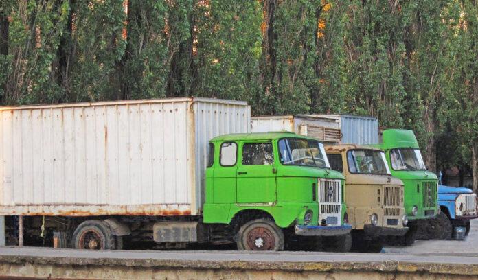 tir camion logistica