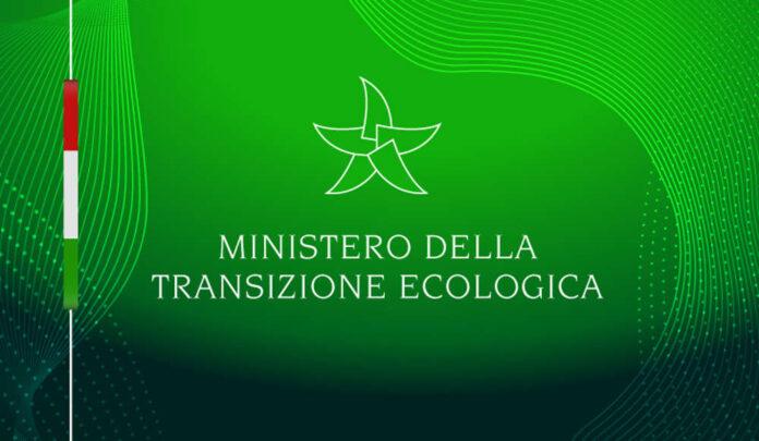 ministero transizione ecologica