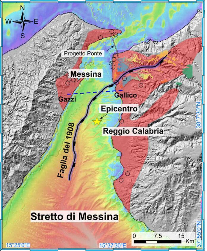 Fig 5 Terremoto stretto di Messina ingv